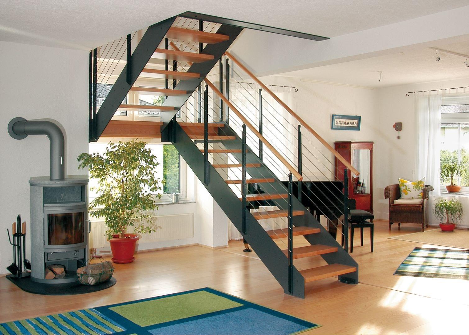 wangentreppen von treppenmeister. Black Bedroom Furniture Sets. Home Design Ideas